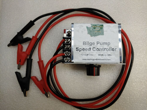 Bilge Pump Speed Controller