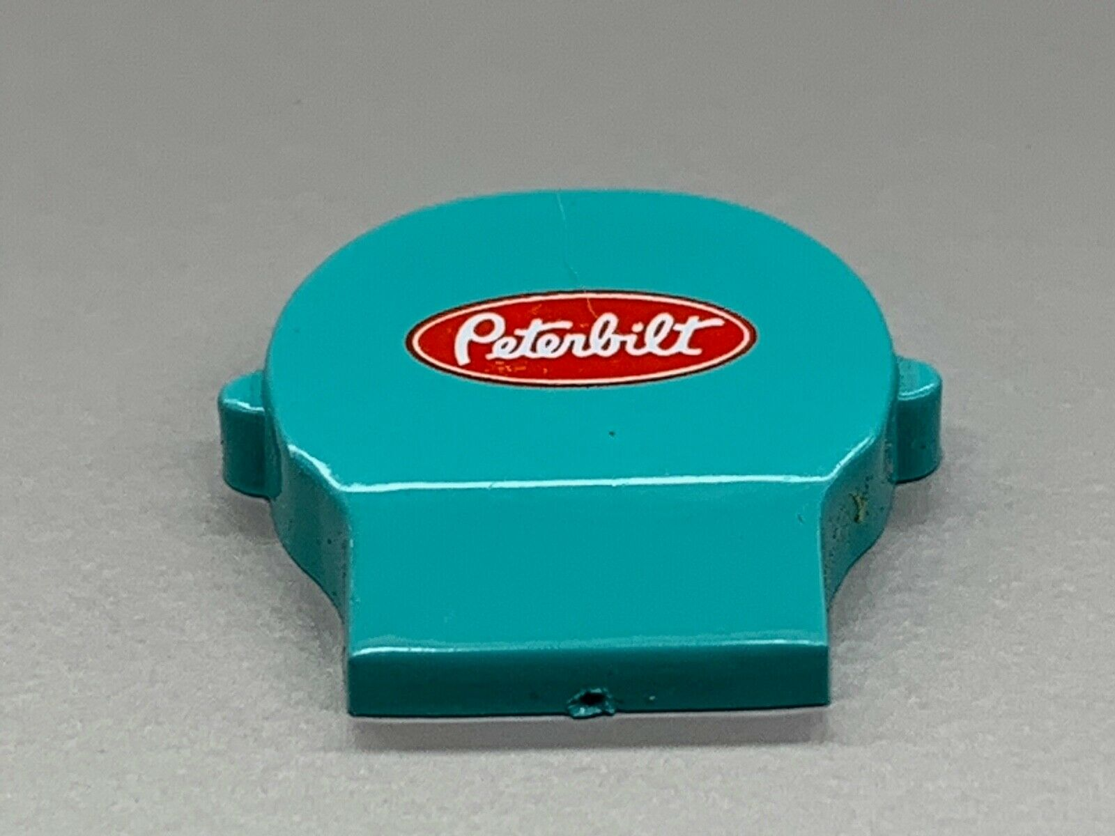 1/64 DCP PARTS TEAL PETERBILT 359/379/389 5TH WHEEL PLATE COVER