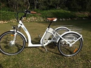 Electric Tricycle Rye Mornington Peninsula Preview