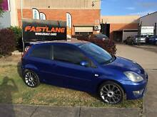 2007 Ford Fiesta Hatch XR4 ST Blue! Immaculate example! Capalaba West Brisbane South East Preview