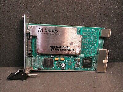 National Instruments Ni Pxi-6250 Pxi Multifunction Io Module