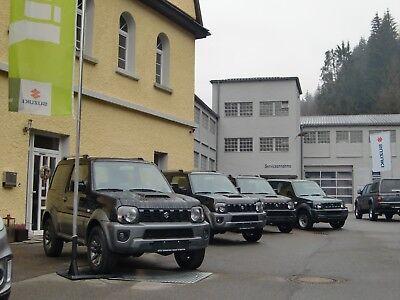 Sitzschienenverlängerung für Suzuki Jimny