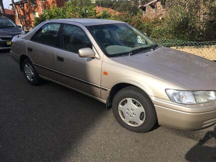 Toyota Camry in great condition