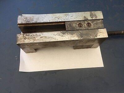 Toolmaker Grinding Precision.machinist Vise 4 X10 X 3.5 Inc