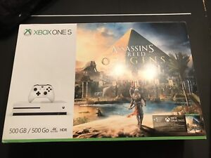 XBOX ONE S Assassins Creed Origins Bundle