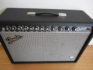 "Fender ""Deluxe VN"" 40 watt Tube amp Albion Brisbane North East Preview"