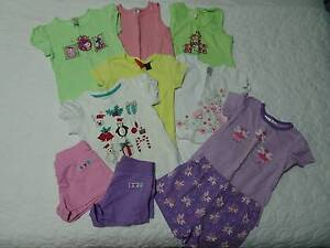 Size 3 girls summer clothing Bethania Logan Area Preview
