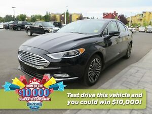 2017 Ford Fusion SE AWD Sedan for all seasons, 2.0l I4 GTDI