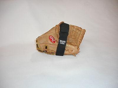 Around Glove -  Glove strap 1 1/2 inch wide wraps around your glove Durable Made in U.S.A.