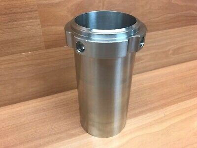 Sanitary Eccentric Stainless Steel 6 Tube