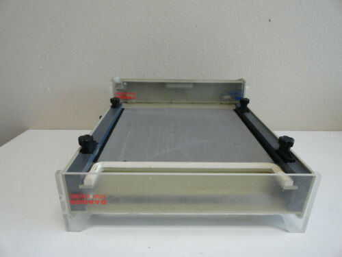 BRL Bethesda Research Laboratories S2 Sequencing Gel Electrophoresis System Unit