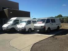 RENT RENT A VAN FROM $40.00 A DAY START YOUR OWN COURIA BUSINESS Sunshine West Brimbank Area Preview