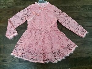 Lace dress for 2 years