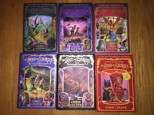 "Complete ""The Land of Stories"" Set"