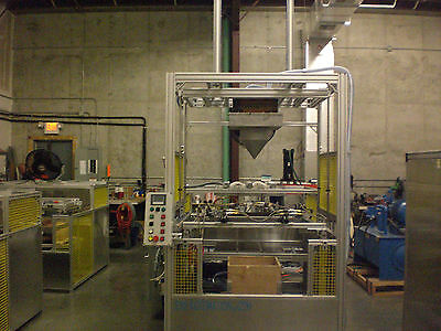 Sibe Auto Vacuum Forming Machine 30 X 30 Thermoforming Dual Heat 2 Platen