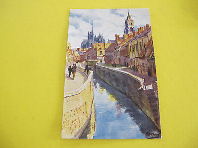 Painter Fred Money The Sites of France French Postcard  (Painter Site)