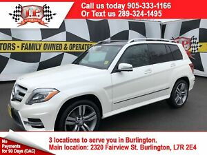 2014 Mercedes Benz GLK-Class 250 BlueTec, Navi, Pan Sunroof, Die