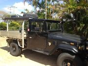 V8 Landcruiser Trayback  Morayfield Caboolture Area Preview