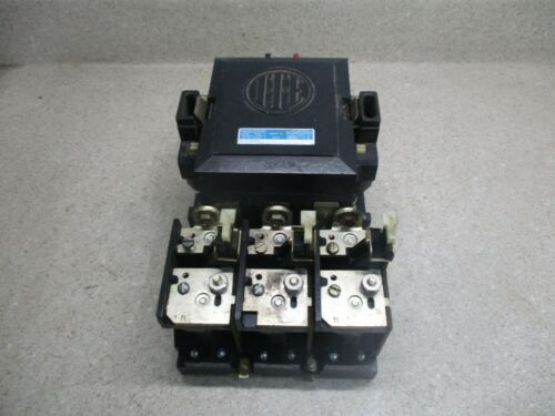 ITE SIZE 3, 90AMP CONTACTOR #191022HW USED