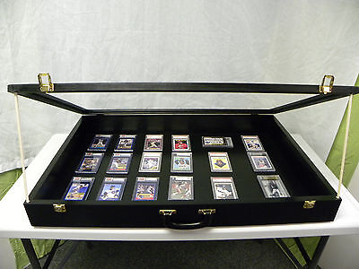 Trade Show Display Case P302b Baseball Cards, Jewelry, Co...
