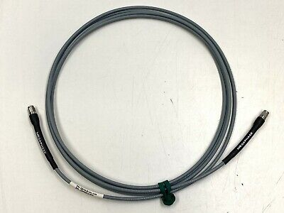 Megaphase Sma Male To Sma Male 132 Cable G916-s1s1-132 Lab G916-s1s1 G916