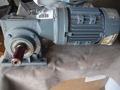Brooke Hansen Gear Motor 0.18 Kw 1640 Rpm 50 Hz 50-1 Ratio
