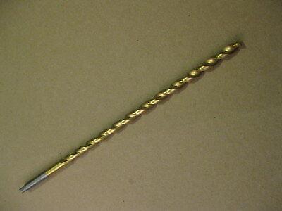 1-7//8 LOC High Speed Steel 3//4 Body Dia // 8 OAL NC Spotting Drills 118 Deg