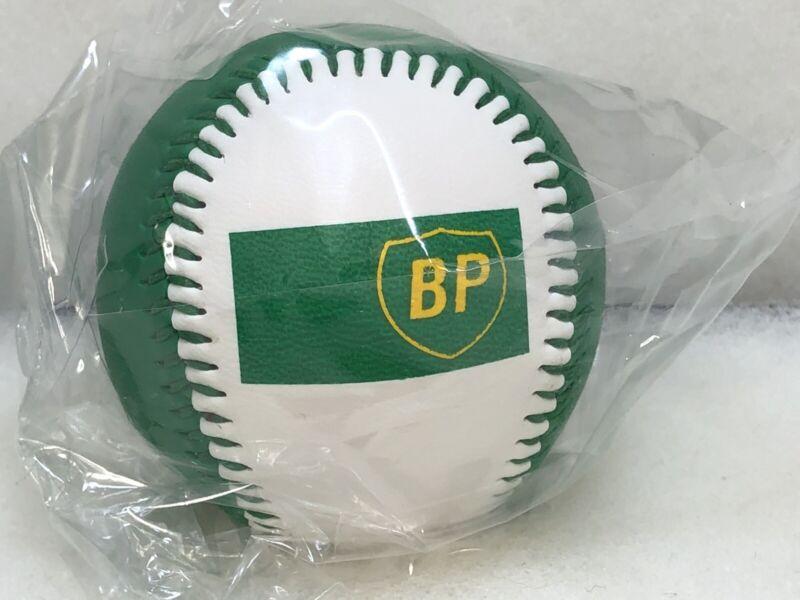 Vintage BP Promo Baseball Gas Oil Automotive British Petroleum Collectible NOS