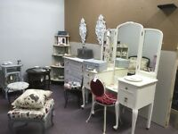dressers-chairs -teacups