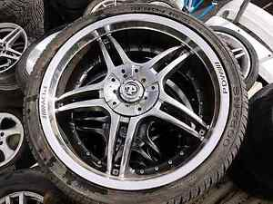 PDW 19inch wheels and tyres Maribyrnong Maribyrnong Area Preview