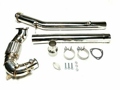 MK6 TDI 3'' Race Pipe for VW Golf, Golf Sportwagen, Jetta, 2.0L TDI 09-14 CJAA