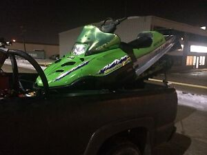 Sled and trailer combo *reduced!!*