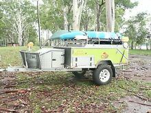 Camper Trailer Bowen Whitsundays Area Preview
