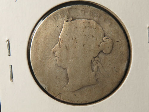 1892 Canada Fifty Cents