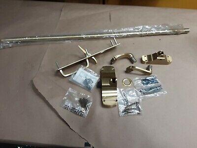 Ingersoll-rand Von Duprin 88tp Us4 Polished Brass 42 Exit Door 01b5pr3rm