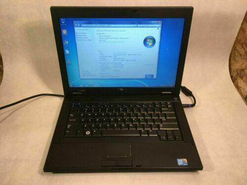 """Dell Latitude E5400 14"""" Laptop Intel Core 2 Duo 2.26GHz 2GB 250GB Windows 7"""
