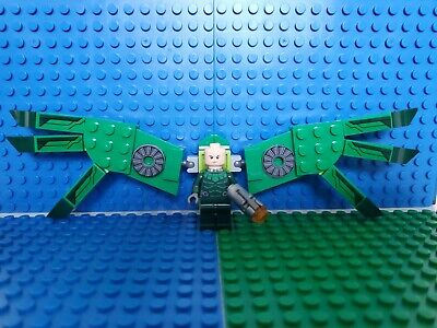 LEGO 76114 Vulture Minifig w/ Wings- Authenic