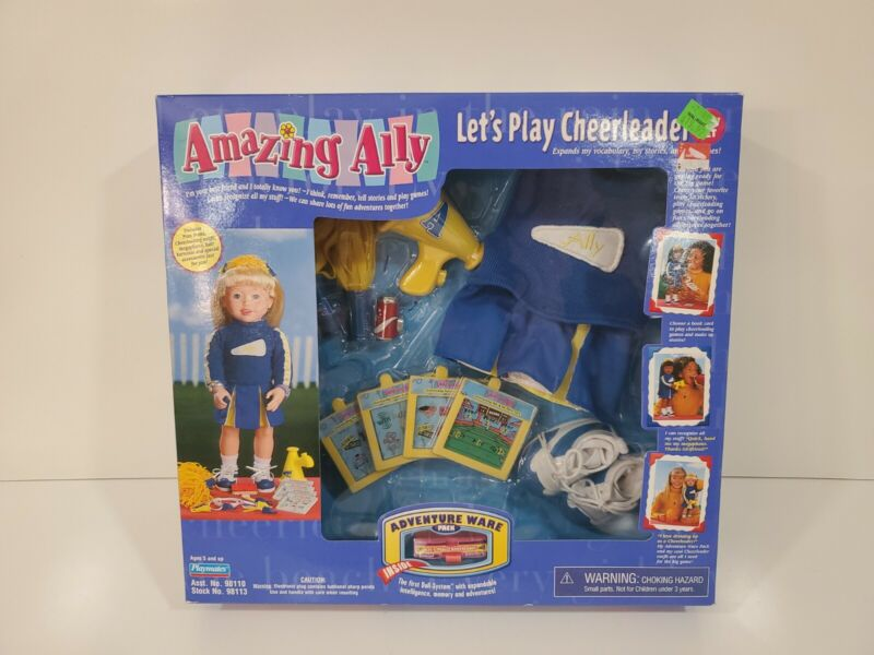 Playmates Amazing Ally Doll Let