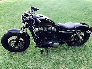 2014 HARLEY DAVIDSON 48 Perth Perth City Area Preview