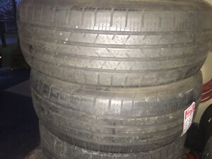 3 235/65/18 continental tires