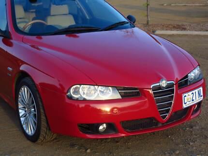 2005 Alfa Romeo 156 Wagon Hobart CBD Hobart City Preview