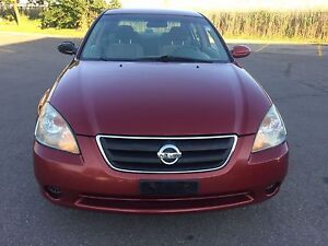 2003 Nissan Altima Sedan. Safety & E-test. Very clean. $2800