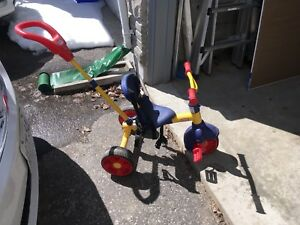Little tykes training tricycle