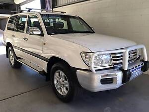 2007 Toyota LandCruiser GXL 4.7 V8 100 series Belmont Belmont Area Preview