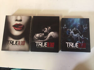 True blood seasons 1,2,3