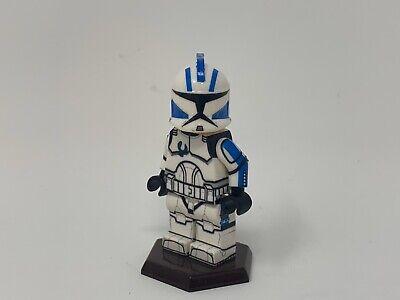 Lego Star Wars Custom Avfigures P1 Echo 501st Clone Trooper