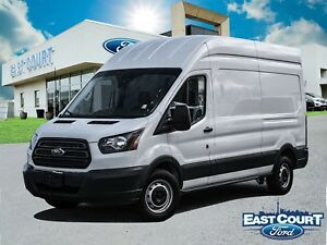 2018 Ford Transit 250, $118/wk, high-roof, top condition, backup