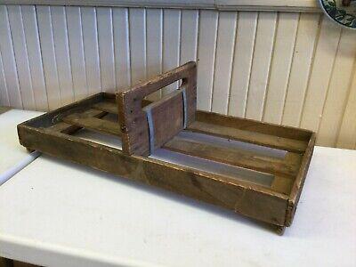 THREE Quart Berry Baskets Vintage Wooden Unused Wood Primitive Rustic Crafts