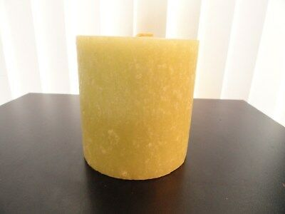 Root Candles TANGY PEAR - LIGHT GREENTimberline Pillar Candle - (Pear Pillar Candles)