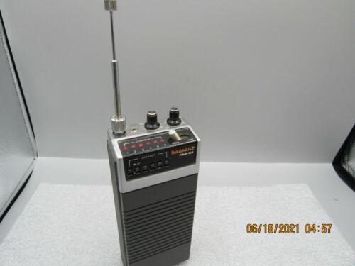 Nice Vintage Bearcat Four-Six L/H/U/T Scanner Model BC Four-Six w/crystals